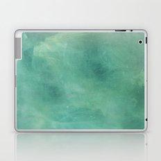 Turquoise Stone Texture Laptop & iPad Skin
