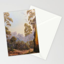THE SCENT OF GUMTREES Stationery Cards