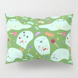 Ghost Candy Pillow Sham