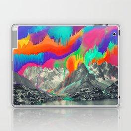 Sky fall, Melting Northern Lights Laptop & iPad Skin