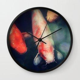 Salutations Wall Clock