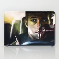 drive iPad Cases featuring Drive by Jordan Grimmer
