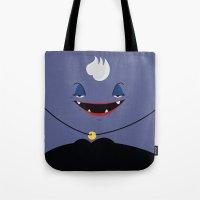 ursula Tote Bags featuring Ursula by Maria Jose Da Luz