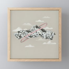 Infinite Views Framed Mini Art Print