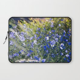 Morning Flowers Laptop Sleeve