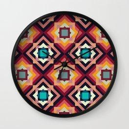 Geometrie Wall Clock