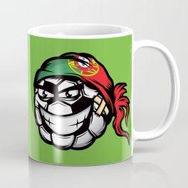 Football - Portugal Coffee Mug