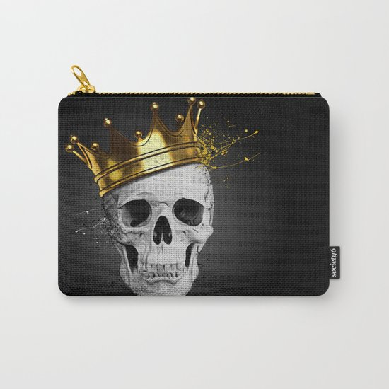 Royal Skull Carry-All Pouch