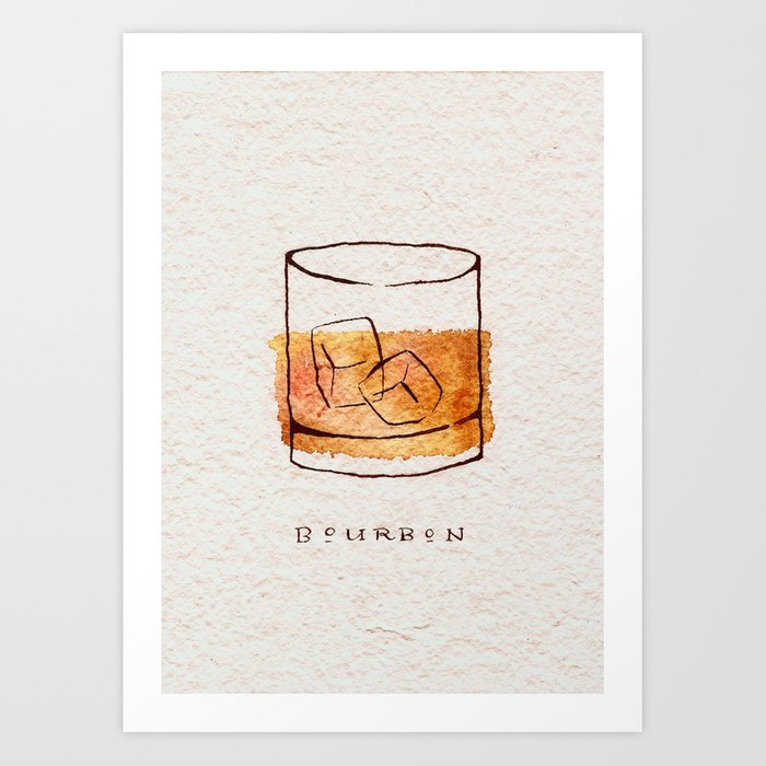 Bourbon Kunstdrucke