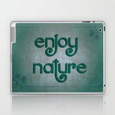 Enjoy nature Laptop & iPad Skin