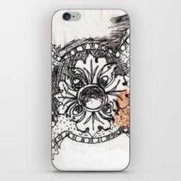 enblem iPhone Skin