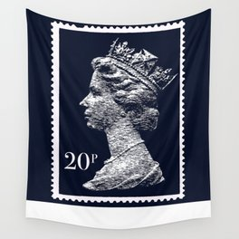 Queen 20p Wall Tapestry
