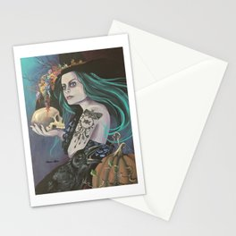 Something Wicked Stationery Cards