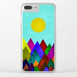 Cute Nature XXL Clear iPhone Case
