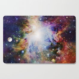 Rainbow Orion NEBulA Cutting Board