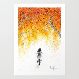 A New Autumn Art Print
