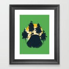 Wildlife Habitat Framed Art Print