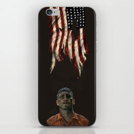 War Changes People... iPhone Skin