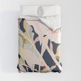 Luminous botanical Comforters