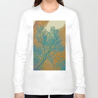 breaking Long Sleeve T-shirts featuring Weather Breaking by Anne Millbrooke