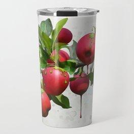 Melting Apples Travel Mug