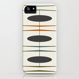 Mid-Century Modern 1.1 iPhone Case