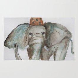 Elephant Sized Fun Rug