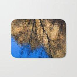 Golden Reflection Bath Mat