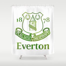 Football Club 08 Shower Curtain