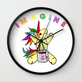 Imagine! Wall Clock