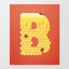 Honey B Canvas Print