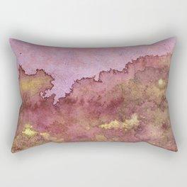 Manic Voices (Alternate Version) Rectangular Pillow
