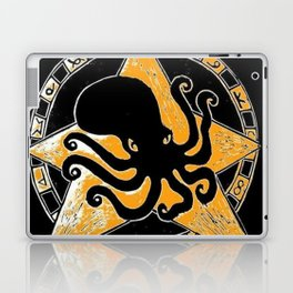 Cephalopod God Laptop & iPad Skin