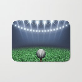 Golf Bath Mat
