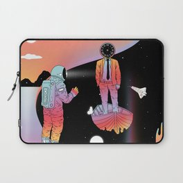 Coexistentiality 2 (A Passing View) Laptop Sleeve