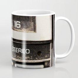 Vintage Car Radio 4 Coffee Mug