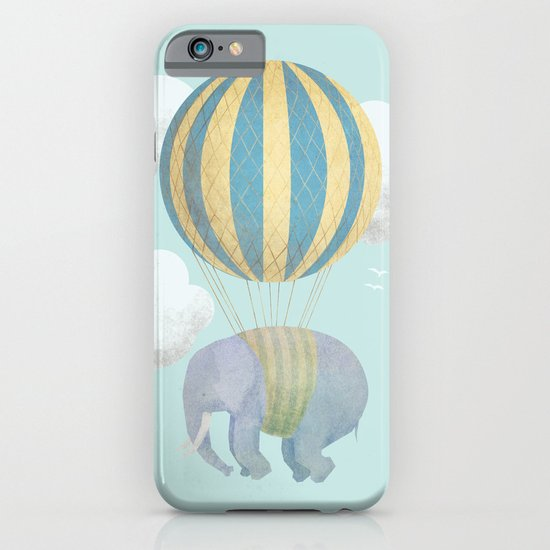 Escape From the Circus iPhone & iPod Case