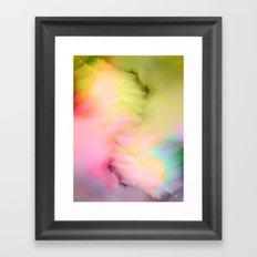 Pretend Framed Art Print