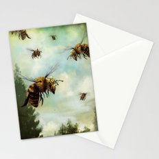Crown of Bees Stationery Cards