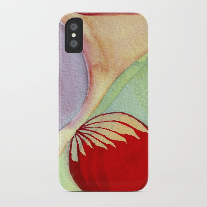 plume iPhone Case