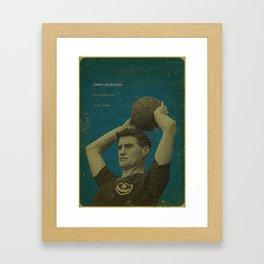 Portsmouth - Dickinson Framed Art Print