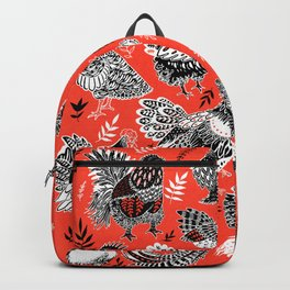 Lil Cluckers Backpack