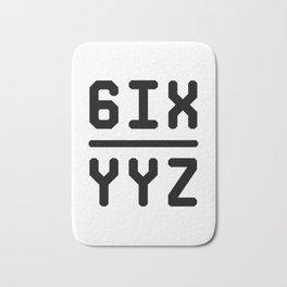 6IX YYZ Bath Mat