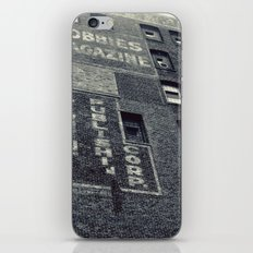 Hobbies Magazine Building iPhone Skin