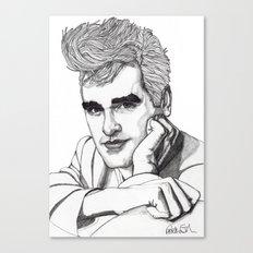 This Charming Man  Canvas Print