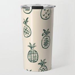 Pineapple Galore Travel Mug