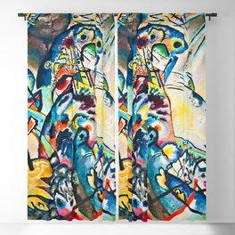 "Wassily Kandinsky ""Blue Crest"" (1917) Blackout Curtain"