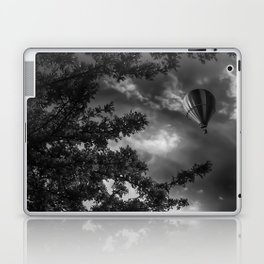 To the clouds Laptop & iPad Skin