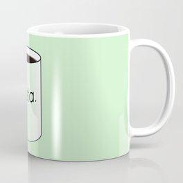 Meta Coffee. Coffee Mug