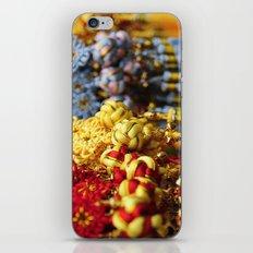 Asian tassles iPhone & iPod Skin